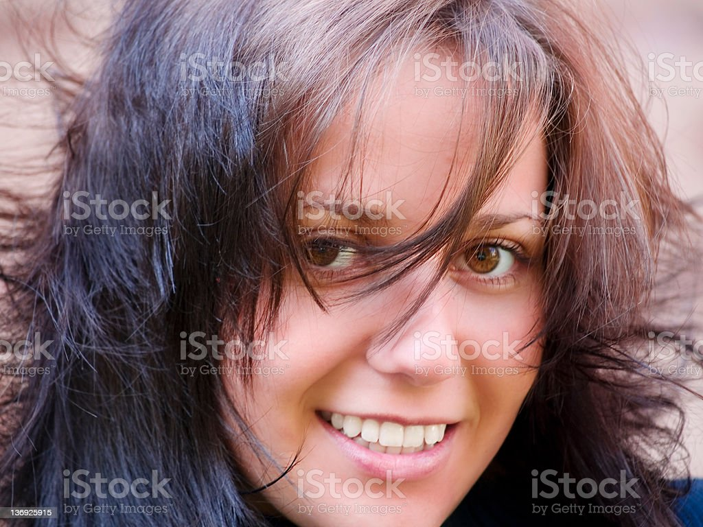 Need a new hair-stylist?? stock photo