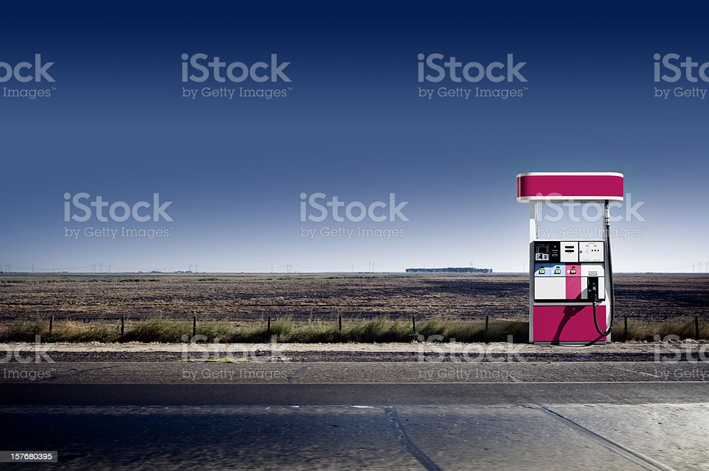 Need gas? royalty-free stock photo
