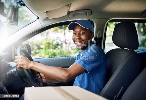 635967404 istock photo Need it delivered? I'm your man 635967380