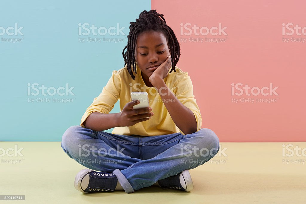 Need more apps... stock photo