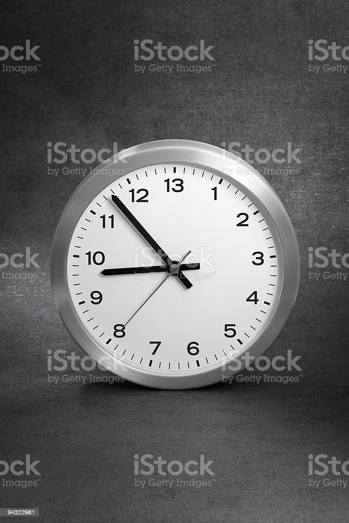 Need more hours? royalty-free stock photo