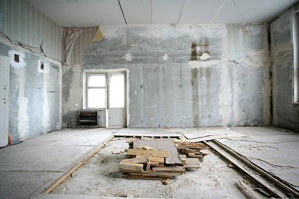 sie brauchen renovierung - diy beton stock-fotos und bilder