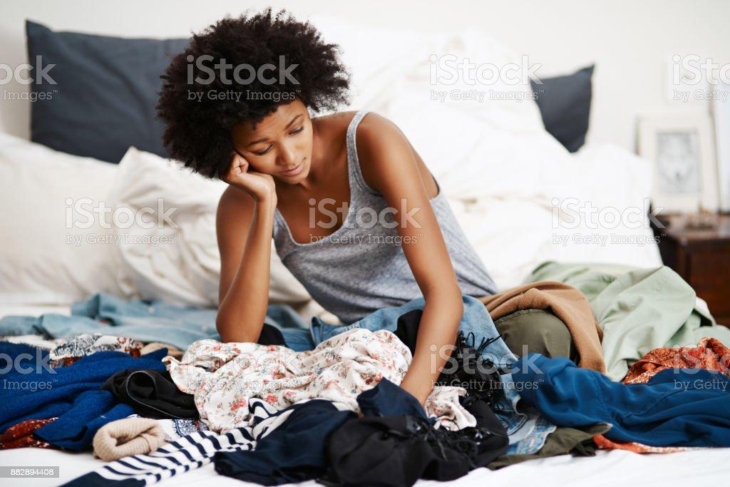 I need some clothing inspiration stock photo