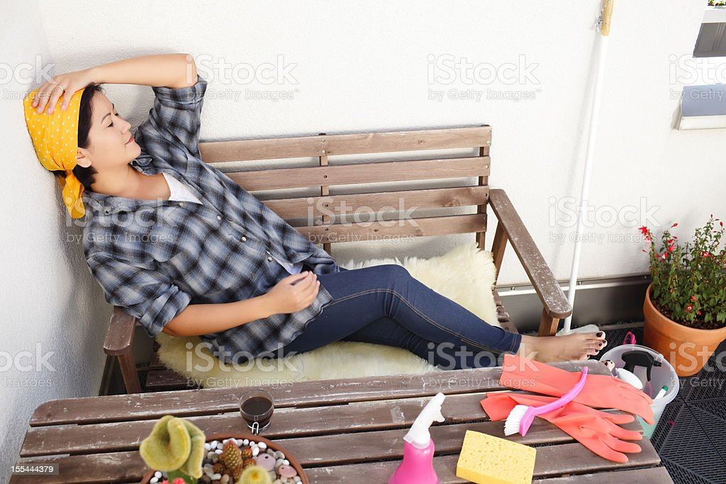 need some rest stock photo