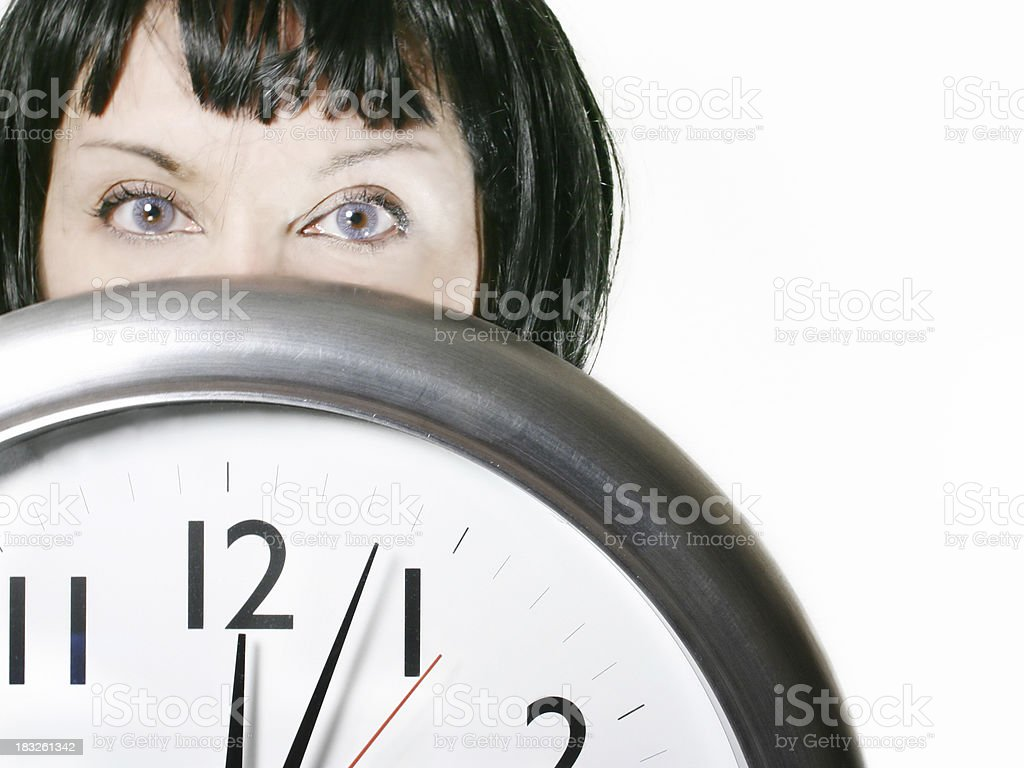 I need time... royalty-free stock photo