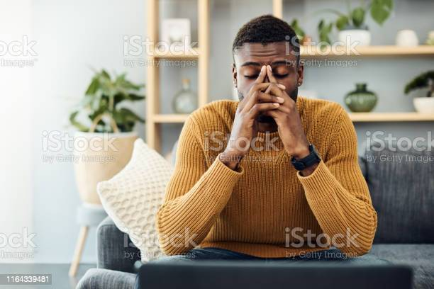 I Need To Find A Way To Cope With This Stress Stock Photo - Download Image Now