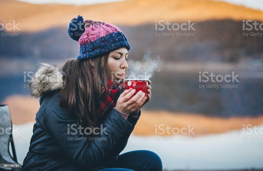 Brauchen Sie, um mich zu wärmen – Foto