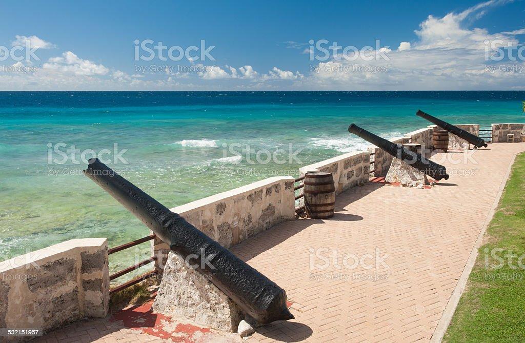 Needham's Point stock photo