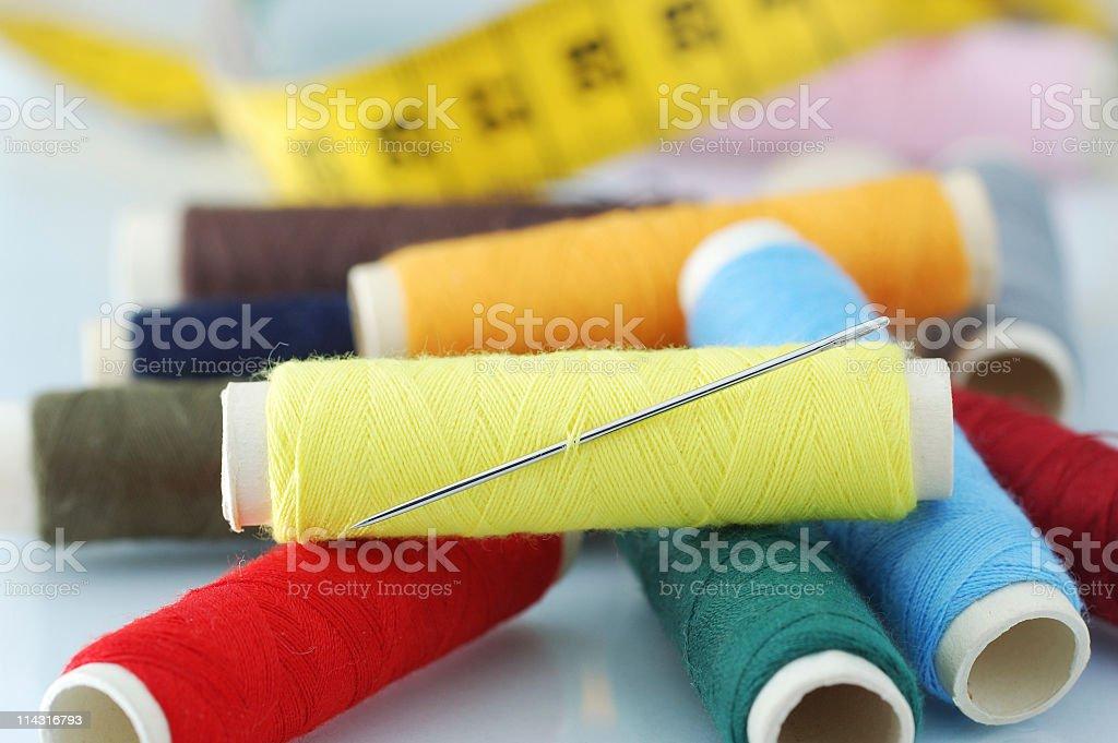 Needlepoint stock photo