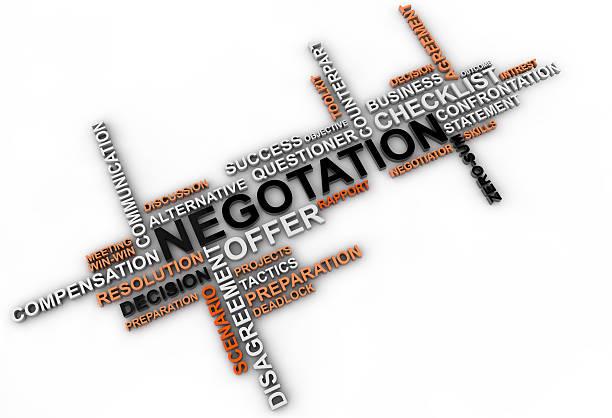 Negotation – Foto