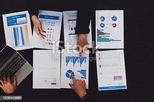 950986656istockphoto negotiation concept, business team negotiate discussing to business plan summary between working. 1026443660