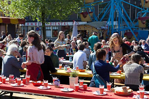 Neighborhood Frühstück in Amsterdam – Foto