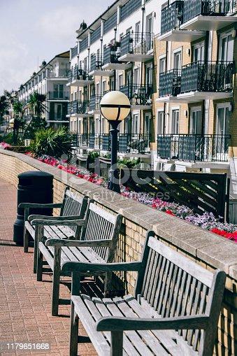A Neighborhood In Brighton, UK