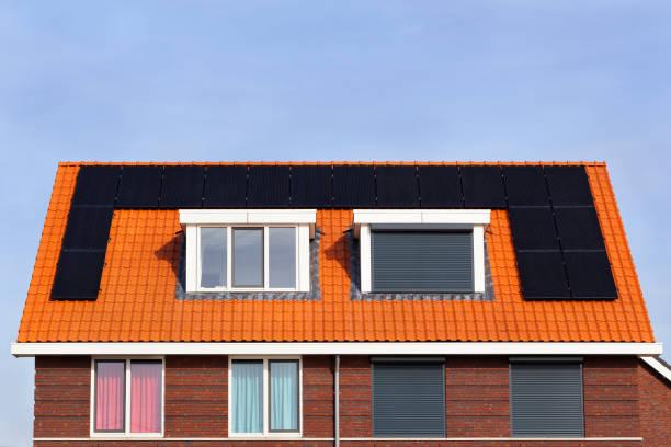 Buren met verschillende levensstijlen in Nederland foto