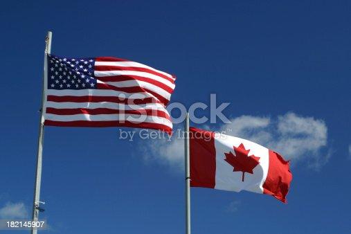 istock Neighbours of North America 182145907
