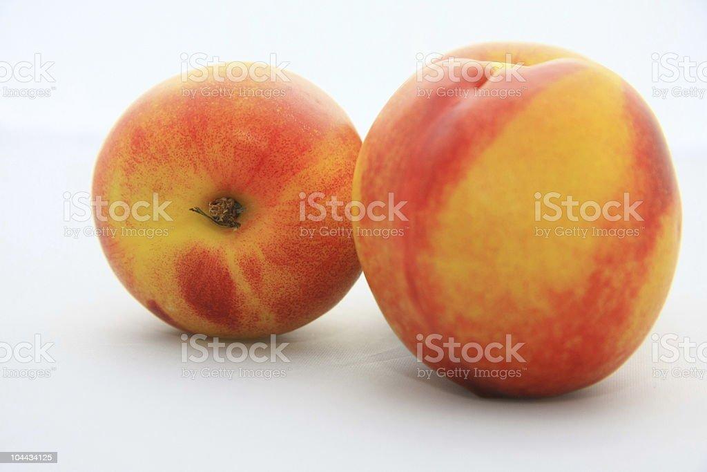 nektarinen royalty-free stock photo