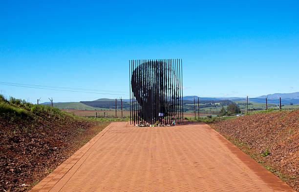 Nelson Mandela fangen Website In Howick, Kwazulu-natal – Foto