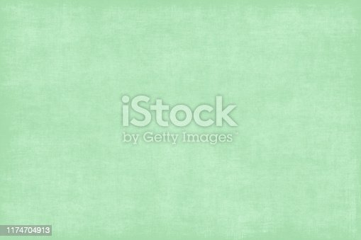 Neo Mint background Grunge Texture Paper Cotton Concrete Cement Abstract Mint Green Teal Pattern Copy Space Design template for presentation, flyer, card, poster, brochure, banner