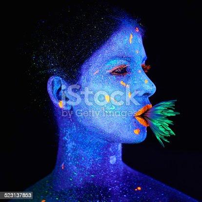 istock Neon alive 523137853
