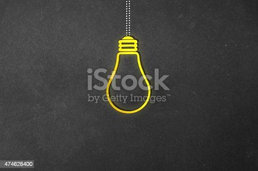 578276932 istock photo Neon Bulb 474626400