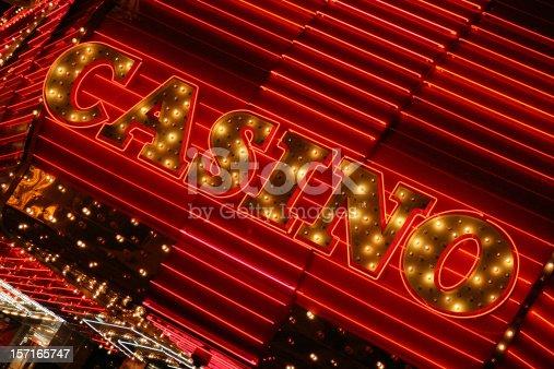 Neon Casino Lights