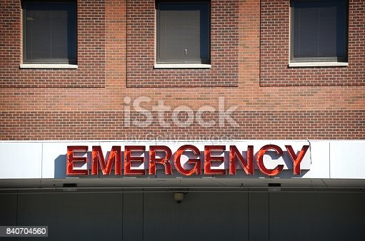 istock neon emergency sign 840704560