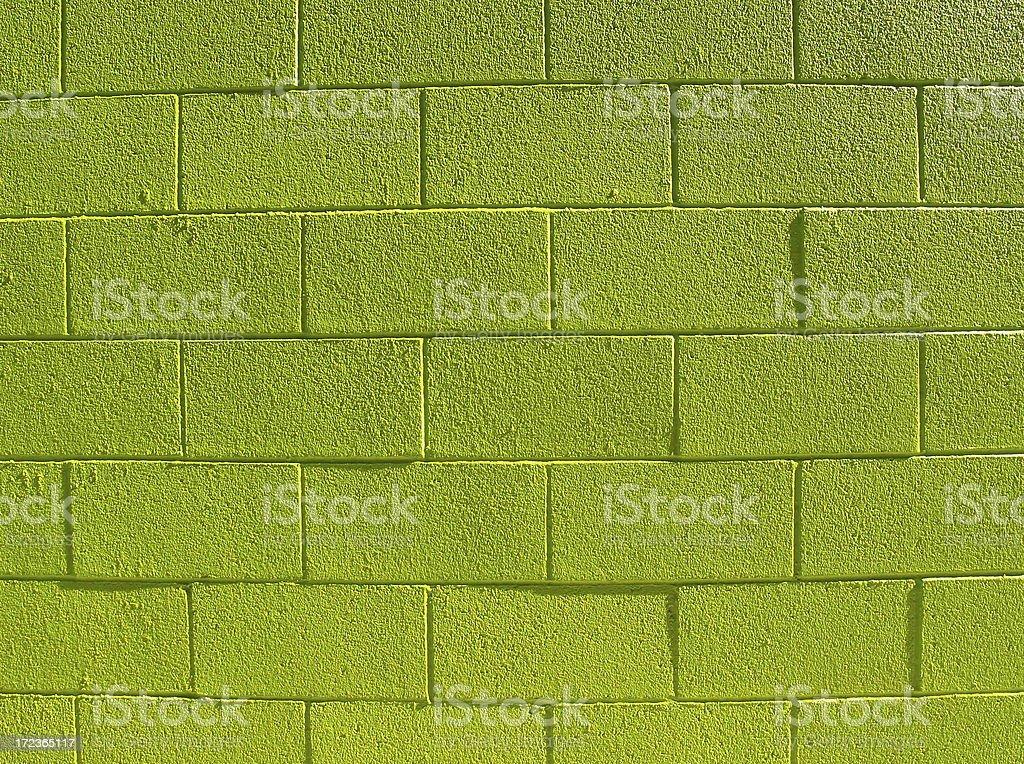 Parete Di Sfondo Verde Fluo Fotografie Stock E Altre Immagini Di