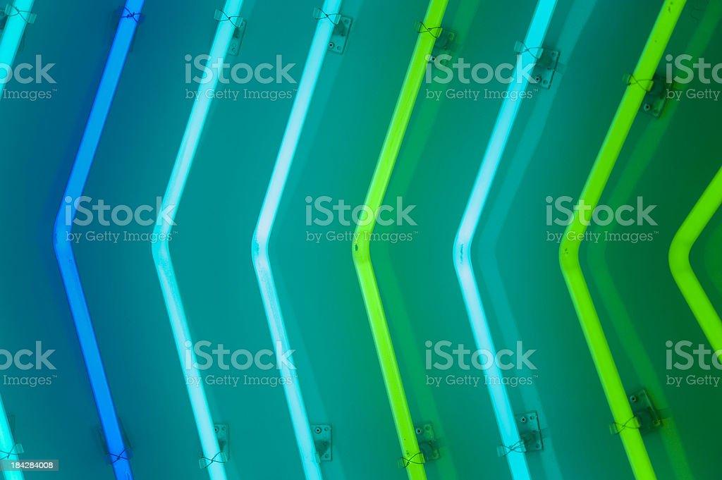 Lampade Al Neon Fotografie Stock E Altre Immagini Di Accendere