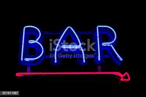 istock Neon sign 521911567