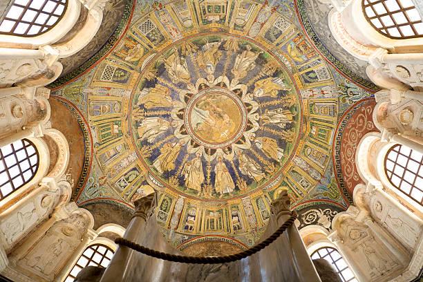 Neonian Baptisterium In Ravenna – Foto