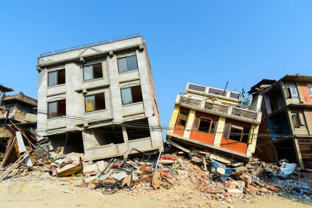 jordbävningen i nepal 2015 - 2015 bildbanksfoton och bilder