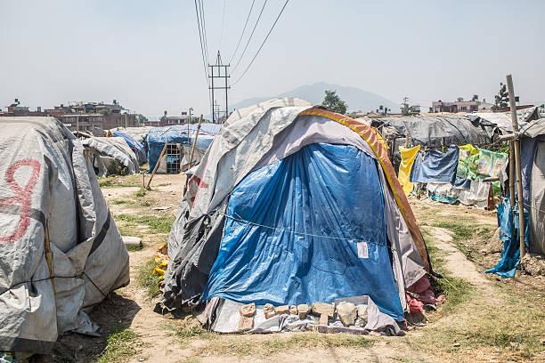 Nepal_camp_tent – Foto