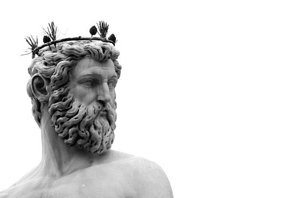 Neptune, Florenz, Italien – Foto