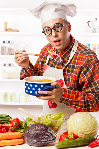 royalty free cooking humor bizarre nerd pictures images and stock
