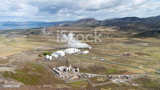 istock Nesjavellir geothermal facilities in Iceland 1306524287