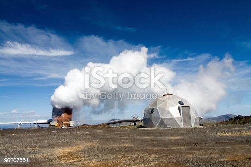 istock Nesjavellir geothermal power plant in Iceland 96207551