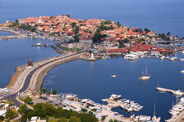 Nessebar On Black Sea