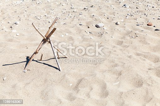 Nesting Sites for Egg-laying Turtles, protective structure in the sand