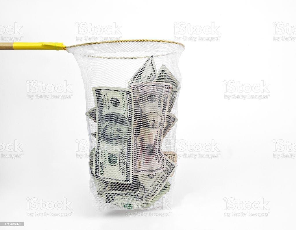 Net Profits royalty-free stock photo