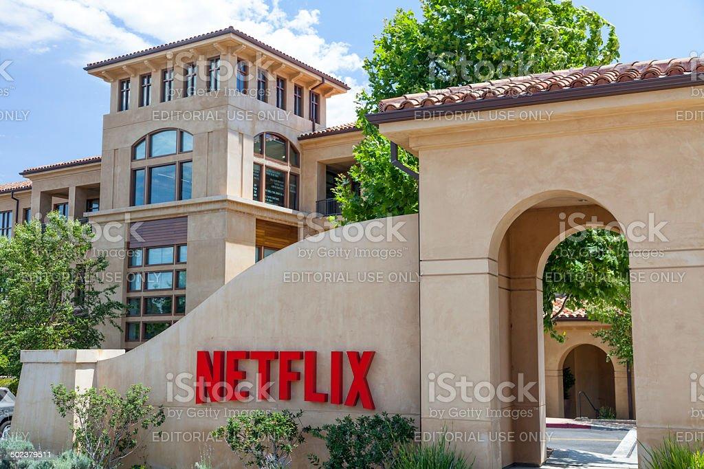 Netflix Headquarters Stock Photo Download Image Now Istock