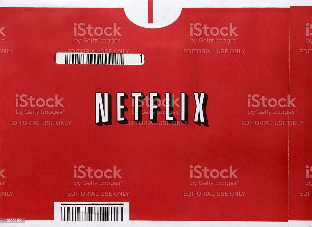 Netflix stock photo