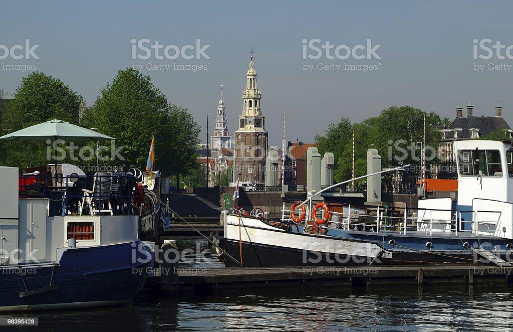 Netherland, Amsterdam royalty-free stock photo
