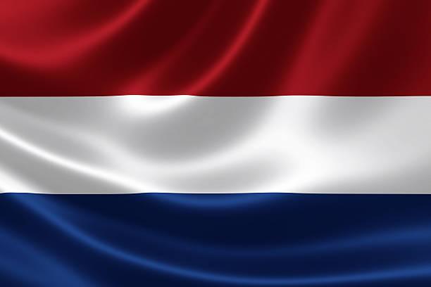 Netherlands' Flag stock photo