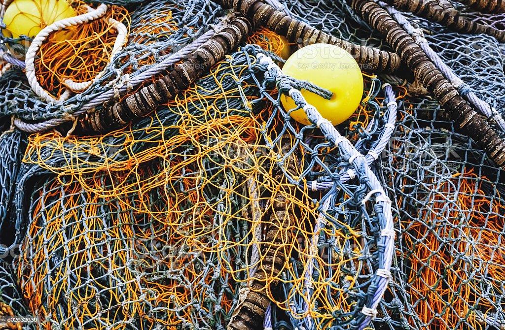 nets stock photo