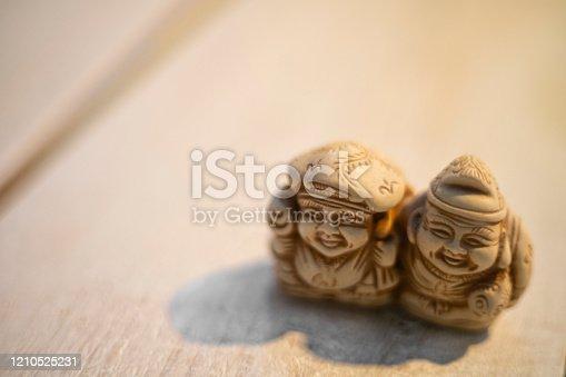 netsuke figurine keychain oriental culture charms religion feng shui joy