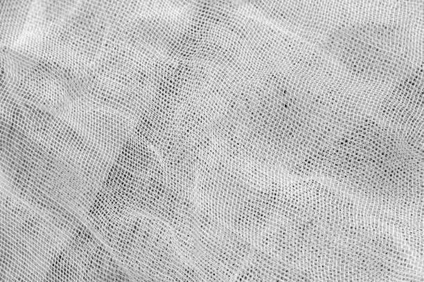 netting closeup stock photo
