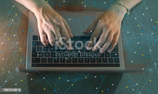 872677410 istock photo Network business concept 1062540816