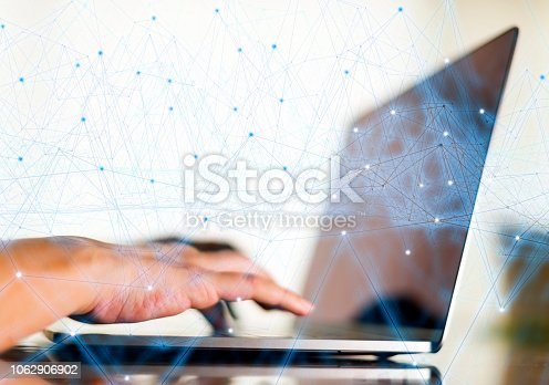 872677410 istock photo Network business concept 1062906902