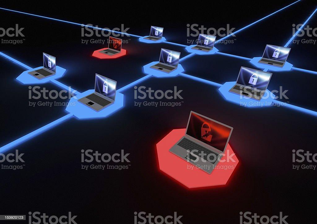 Netzwerk-Konzept – Foto