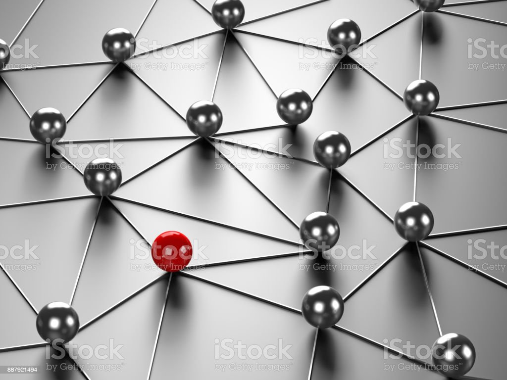 Network Concepts stock photo